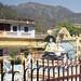 Small photo of Rishikesh ashram figures