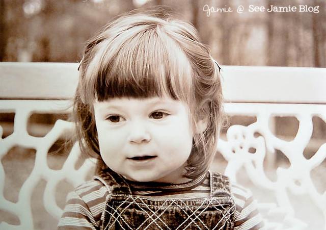 Kathryn age 2