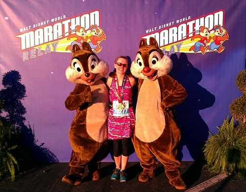 Disney Marathon Relay 2012