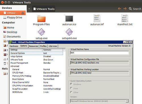 Why selecting the correct OS when creating/upgrading a VM is