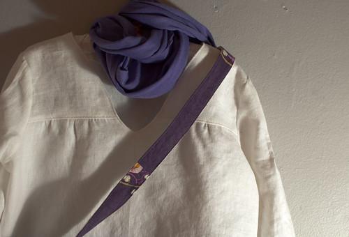PurpleShortsOutfitCloseUp
