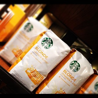 2012 | 013 - What do YOU think of Blonde Roast? #Blonde #Starbucks #Coffee #Choices