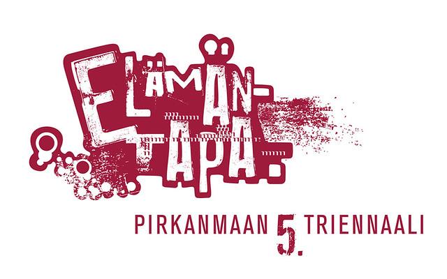Triennaalin ulkoisen ilmeen on luonut graafinen suunnittelija Teppo Jäntti.