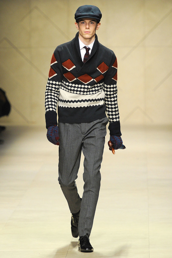 FW12 Milan Burberry Prorsum039_Jeremy Young(VOGUE)