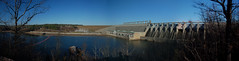 Richard Russell Dam Panorama