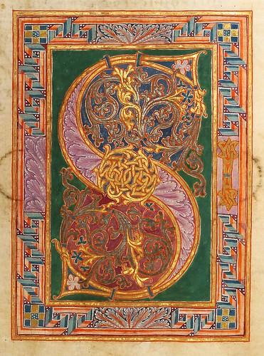 012-Gero-Codex  Evangelistar Hs 1948- Universitäts- und Landesbibliothek Darmstadt