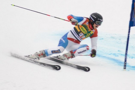 Mezinárodní mistrovství v obřím slalomu diskuze SNOW