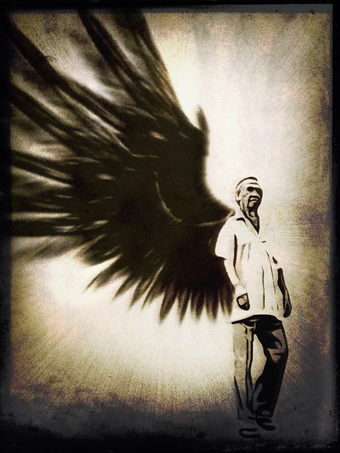 :: of Angels and Demons :: #iphoneart #iphoneography #iph100