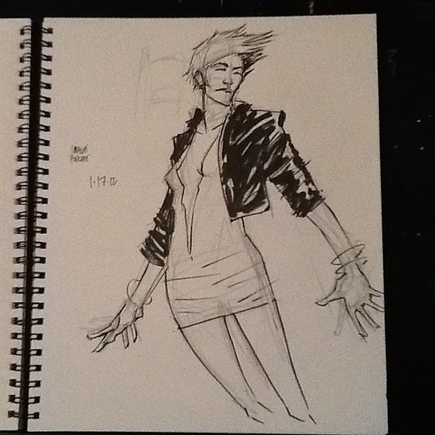 Sketching, more