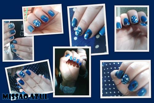 Missão Azul by Ana Canto