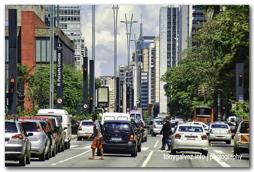 tener un coche en São Paulo es prohibitivo