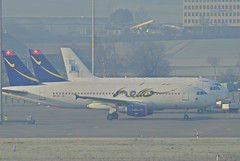 Hello Air Airbus A320-214; HB-JIW@ZRH;18.01.2012/633ae