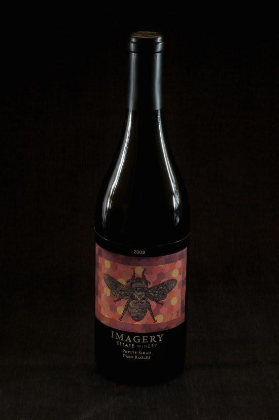 fine beverage photo blog imagery estate winery petite sirah