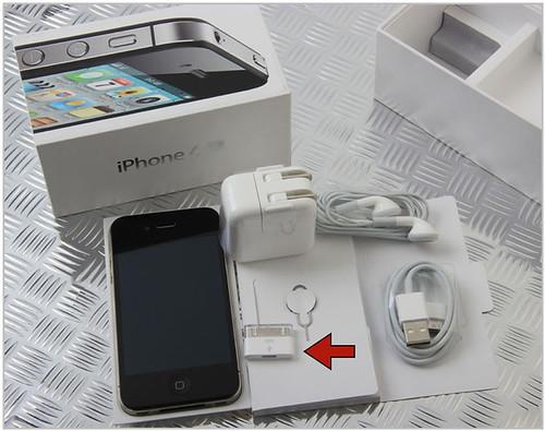 Apple iPhone Micro USB Adapter