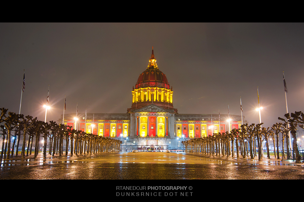 City Hall, San Francisco.