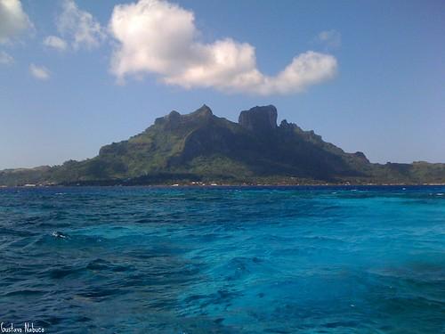 Mergulho em Bora Bora