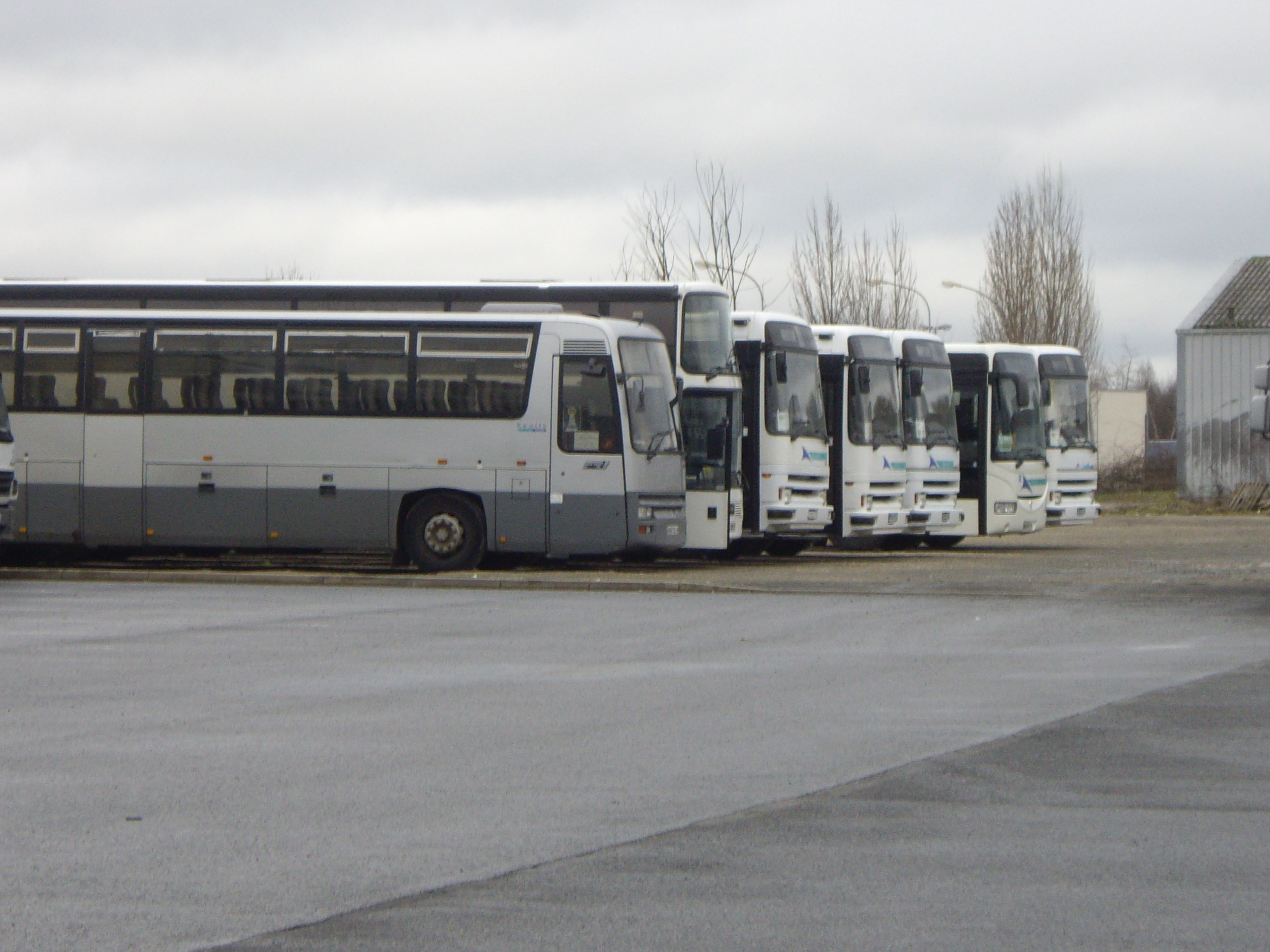 cars renault tracer fr1 et van hool 21 janvier 2012. Black Bedroom Furniture Sets. Home Design Ideas