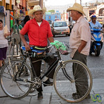 Cowboy Hats in Oaxaca, Mexico