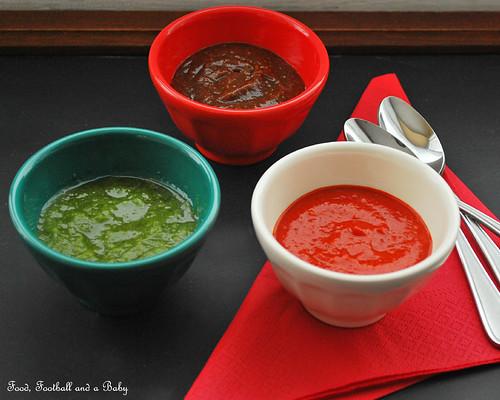 Chutneys for Bhel Puri