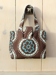 diaper bag brown