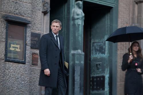 Blomkvist szerepében Daniel Craig