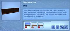 Shuttered Isle