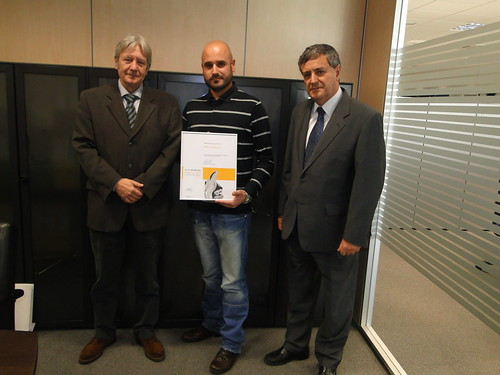 EMTE Service receives the award MC Mutual for occupational risk prevention