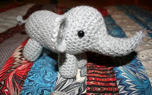 Elephant Amigurumi 2