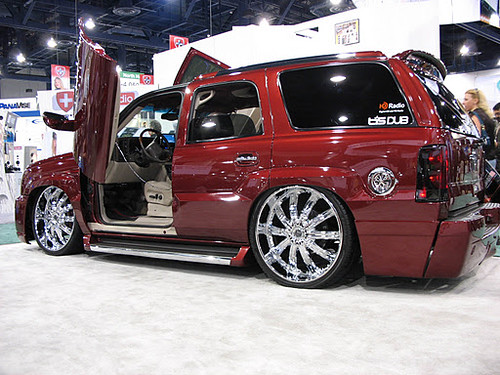 Tuning de Camionetas: Camionetas Modificadas | Blogicars