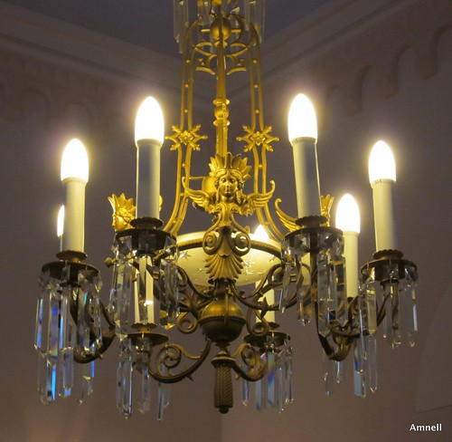 Chandellier by Anna Amnell