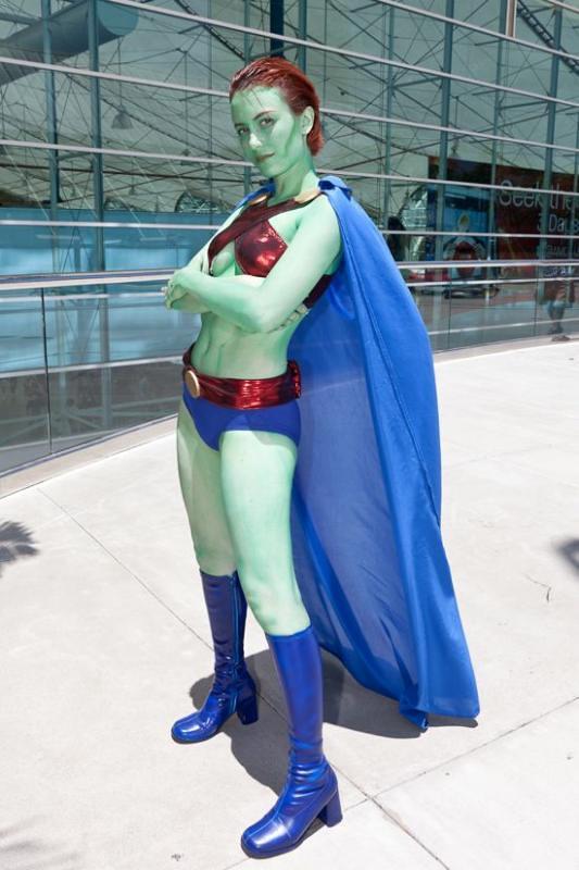 E se os super-heróis fossem mulheres