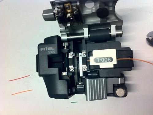 Optikaszerelés #7