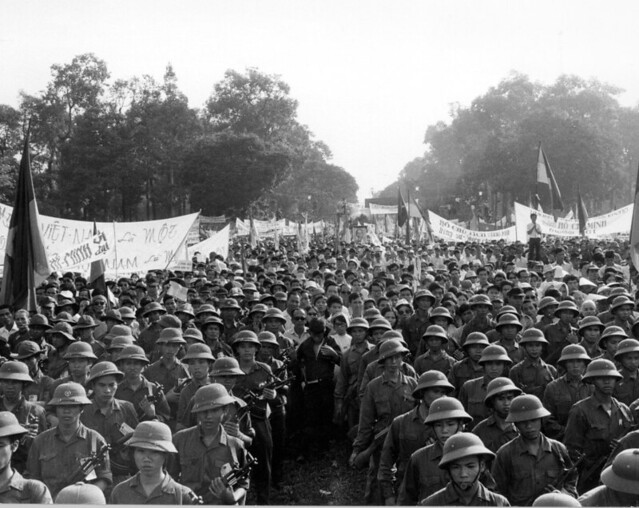 Liberation of Saigon Celebrated - May 15th, 1975