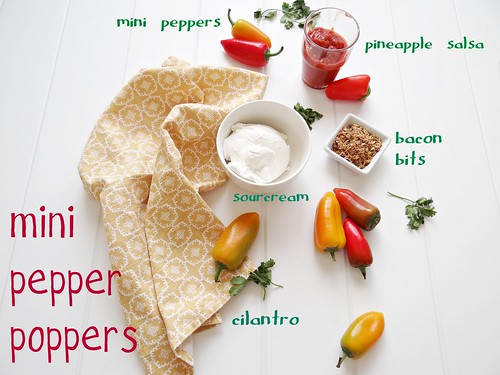 mini pepper poppers