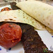 Iranian Food, Lamb Kebab - Kermanshah, Iran