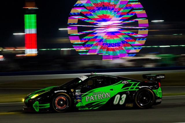 Daytona 2012 - Rolex 24 at Daytona - Extreme Speed Racing Ferrari 458GT Italia
