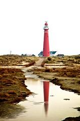 Lighthouse at Schiermonnikoog