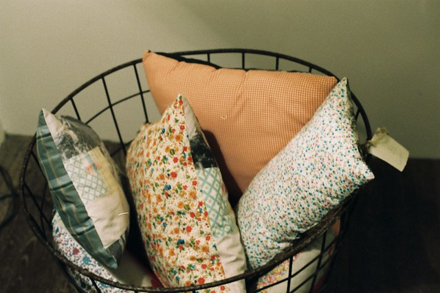 Zoé's pillows collection