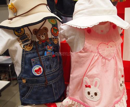 mikikouse ミキハウスの子供服