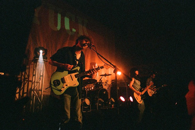 Yuck live in Hong Kong