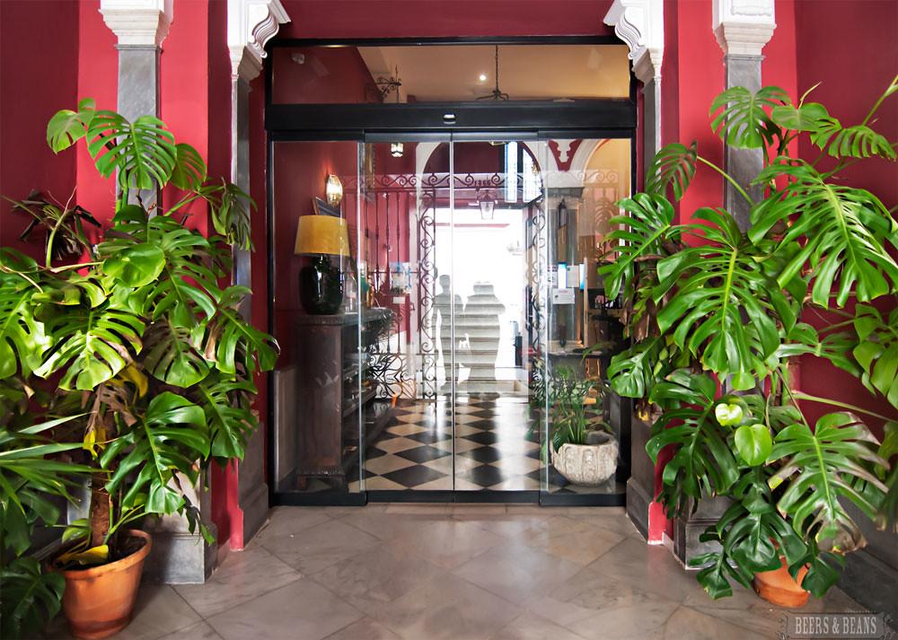 Oasis Backpackers Hostel in Seville, Spain