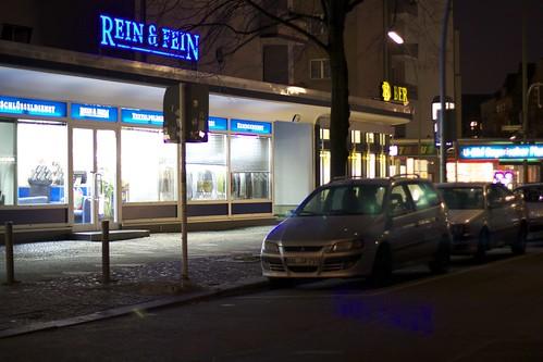 Rein & Fein at Bayerischer Platz, Berlin