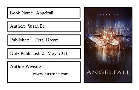 Angelfall Bookplate