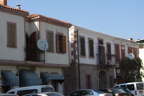 Burhaniye day 2 (Ayvalik): old houses