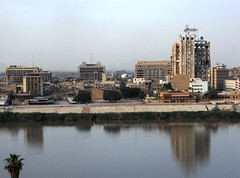 Bagdad, quartier Sinak