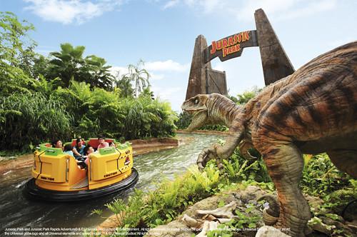 Universal Studios Singapore Guia De Singapur
