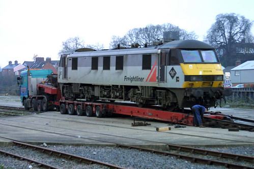 90046 at Ipswich Lower Yard