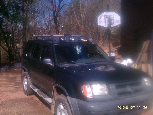 Low profile light bars for the 2000 and 2001 xterras nissan xterra confirmed it fits aloadofball Gallery