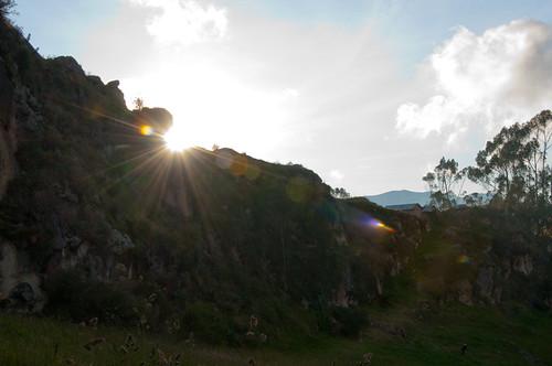 travel sunset mountains inca landscape countryside ecuador ancient nikon ruins hills sunburst nikkor archeology ingapirca incanruins incan d90 cañar nikond90 18105mmf3556gedafsvrdx