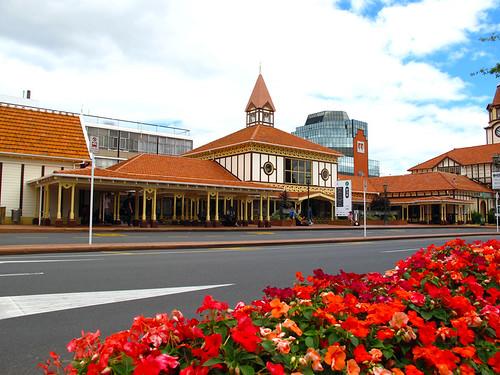 Rotorua Bus Terminal